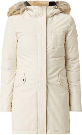 355a45c558a6 Płaszcz puchowy z odpinanym sztucznym futrem ...