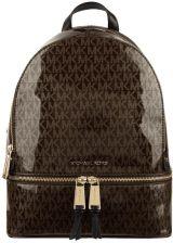 1b61fefc6d2d0 Plecak ze wzorem z logo MICHAEL Michael Kors