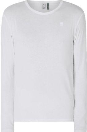 216c9991a5aa31 G-Star Raw Bluzka z długim rękawem o kroju slim fit z bawełny ...