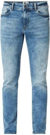 Tommy Jeans ORIGINAL RYAN BEMB Jeansy Straight leg berry mid blue ... 08dda64185