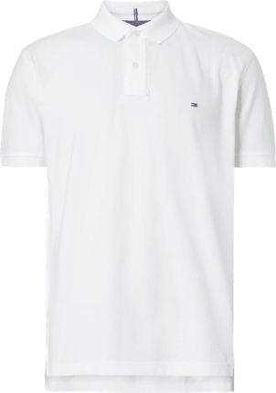 Tommy Hilfiger Koszulka polo z wyhaftowanym logo - Ceny i opinie T-shirty i koszulki męskie DUJJ