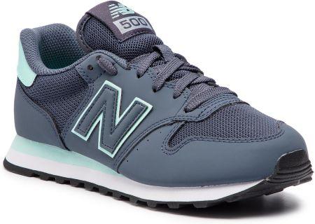 sale retailer 12def 24bef Sneakersy NEW BALANCE - GW500STM Szary eobuwie
