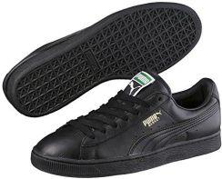 finest selection d31f4 18719 Amazon PUMA Basket Classic LFS, męskie buty typu sneaker - czarny - 46 EU