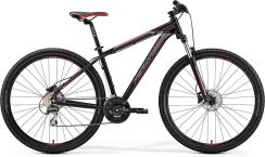 Merida Big.Nine 20-D matt black (red silver) 29