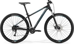 Merida Big.Nine 200 matt black (silver blue) 29