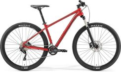 "Merida Big.Nine 300 metallic red (dark red black) 29"" 2019"