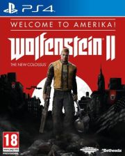 Wolfenstein 2 The New Colossus Edition Welcome to Amerika! (Gra PS4)
