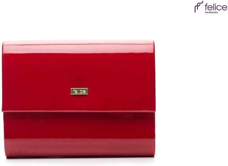 e7828d59848c2 Czerwona damska kopertówka felice ceny i opinie jpg 1000x666 Felice f14