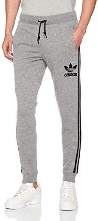 Amazon Adidas Męskie spodnie 3 paski, szary, xxl Ceneo.pl