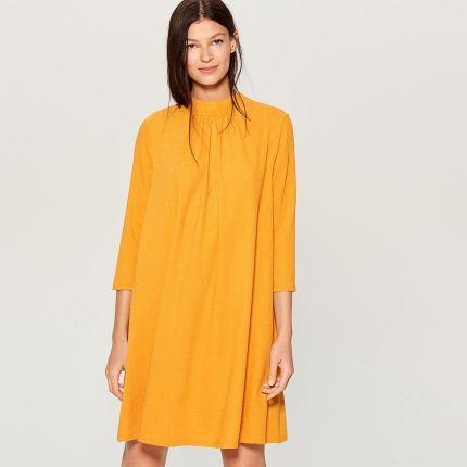 8714fb8c72 Sklep Mohito - Żółte sukienki wiosna 2019 Mohito - Ceneo.pl