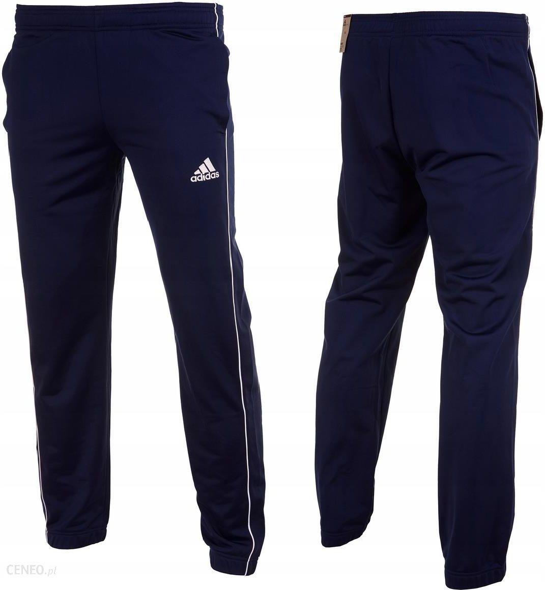 adidas spodnie męskie core 18 cv3585