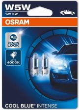 Osram Cool Blue Intense W5W Xenon Look 4000K 2825Hcbi02B