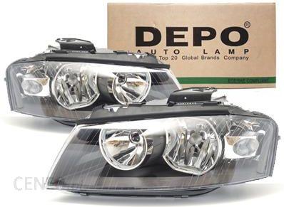 Lampa Przednia Depo Reflektory Lampy Przód Audi A3 8p 03 08 2 Szt 4411164lldem 4411164rldem Opinie I Ceny Na Ceneopl