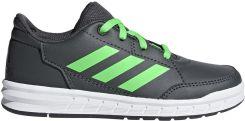 Buty dziecięce adidas AltaSport K szaro zielone D96868 Ceny i opinie Ceneo.pl