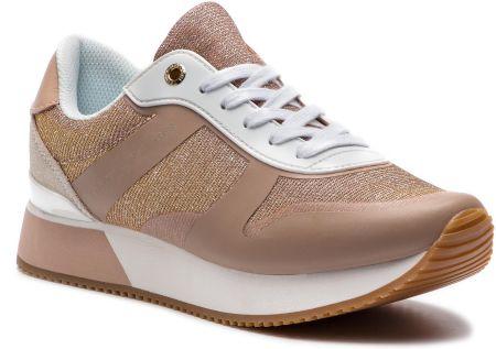 f03526597876 Sneakersy TOMMY HILFIGER - Glitter City Sneaker FW0FW03772 Monrovia 716  eobuwie