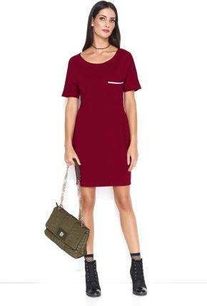 905878ff90 Veske.pl MM 003-1 Sukienka midi z tiulowymi pasami - MIĘTOWA ...