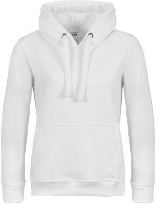Bluza NIKE SPORTWEAR damska S 36 biała z kapturem sportowa j