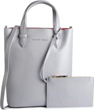 dfa8d5a695cd8 Torebka SILVIAN HEACH - Shopper Bag Luisa RCP19018BO Grey Ice 2 Grey Ice 2  W2316 eobuwie