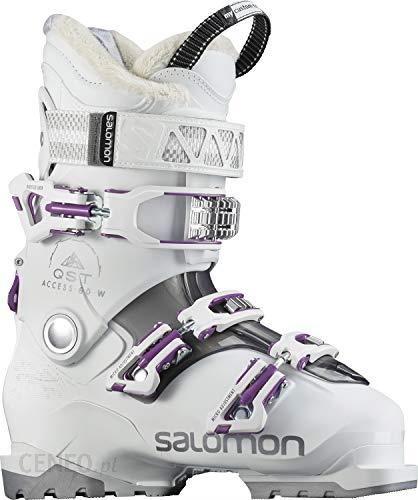 Amazon Buty narciarskie damskie Salomon buty narciarskie QST Access 60 2018, 42 Ceneo.pl