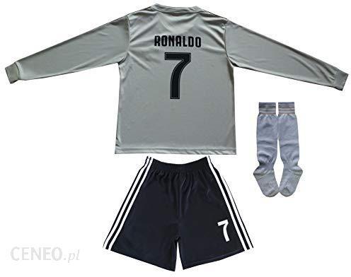 big sale ca42b 98b14 Amazon 2018/2019 Juventus #7 Cristiano Ronaldo outdoorowa dzianina długie  rękawy dziecięce koszulki spodnie i skarpety rozmiary dziecięce - Ceneo.pl