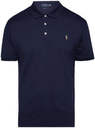 Polo Ralph Lauren Koszulka polo o kroju Slim Fit z dżerseju - Ceny i opinie T-shirty i koszulki męskie WUCR