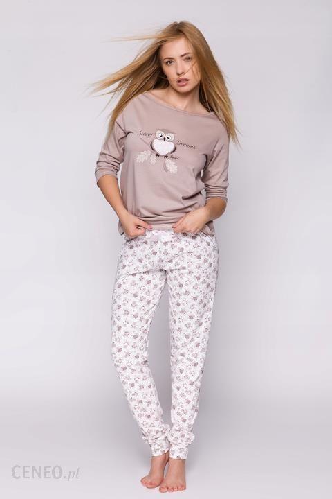 b49bb713e618a9 Wygodna piżama Sówki Sensis sowy M - Ceny i opinie - Ceneo.pl