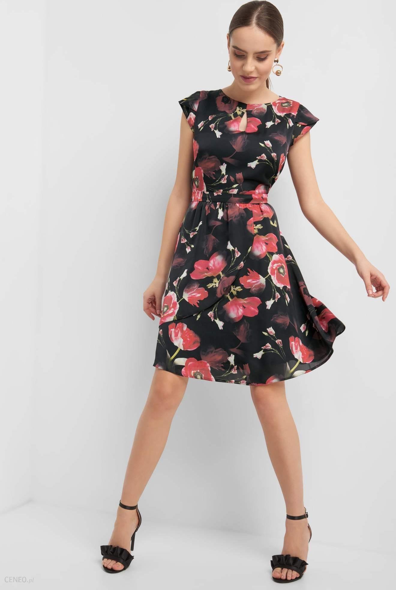 7e5dff56e2 ORSAY Sukienka w kwiaty - Ceny i opinie - Ceneo.pl