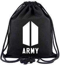9fd06f63d62cd Amazon ZJCTUO BTS plecak sportowy, Kpop Bangtan Boys Gymsac Gym plecak ze  sznurkiem, worek