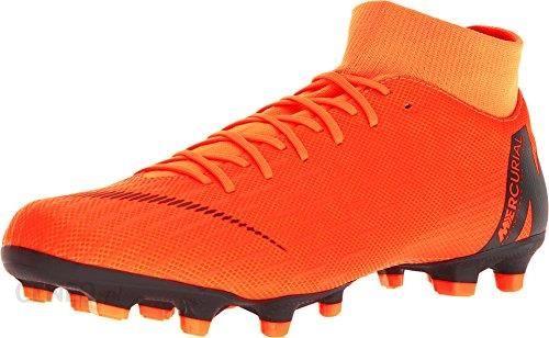 huge selection of d0b27 6b069 Amazon Nike męskie buty do piłki nożnej Mercurial Superfly VI Academy MG,  kolor: pomarańczowy