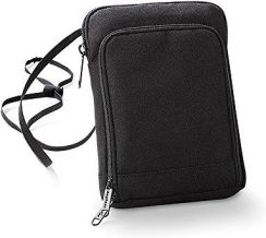 7ac037a6eb027 Amazon Bag Base kieszeń na klatkę piersiową  portfel podróżny  torebka na  szyję