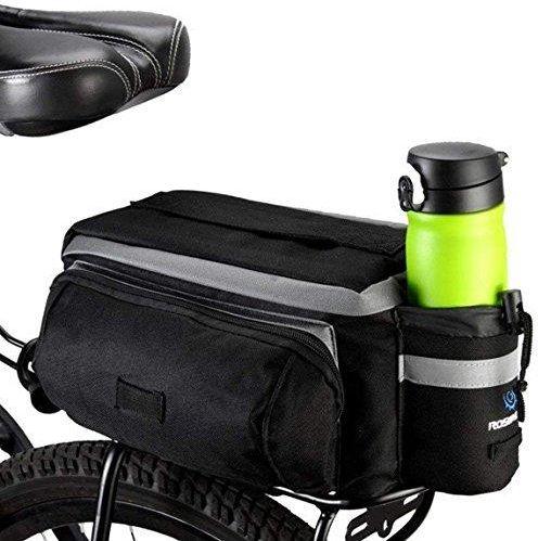 34d1a8345745c Amazon Torba rowerowa na siodełko, 7 l wielofunkcyjna torba na rower, sportowa  torba na