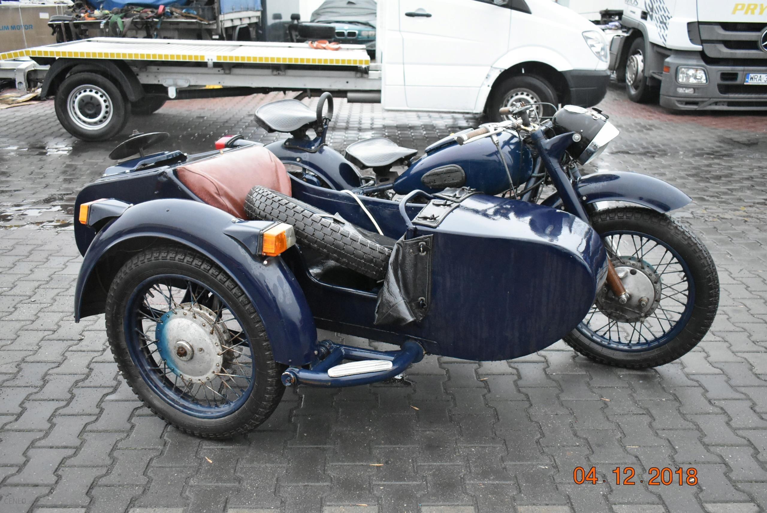 Motocykl K 750 Z Koszem Opinie I Ceny Na Ceneo Pl