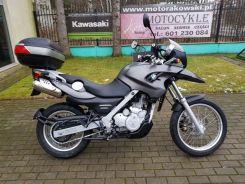 Motocykl Bmw F650 Gs Abs Motorakowski Opinie I Ceny Na Ceneopl