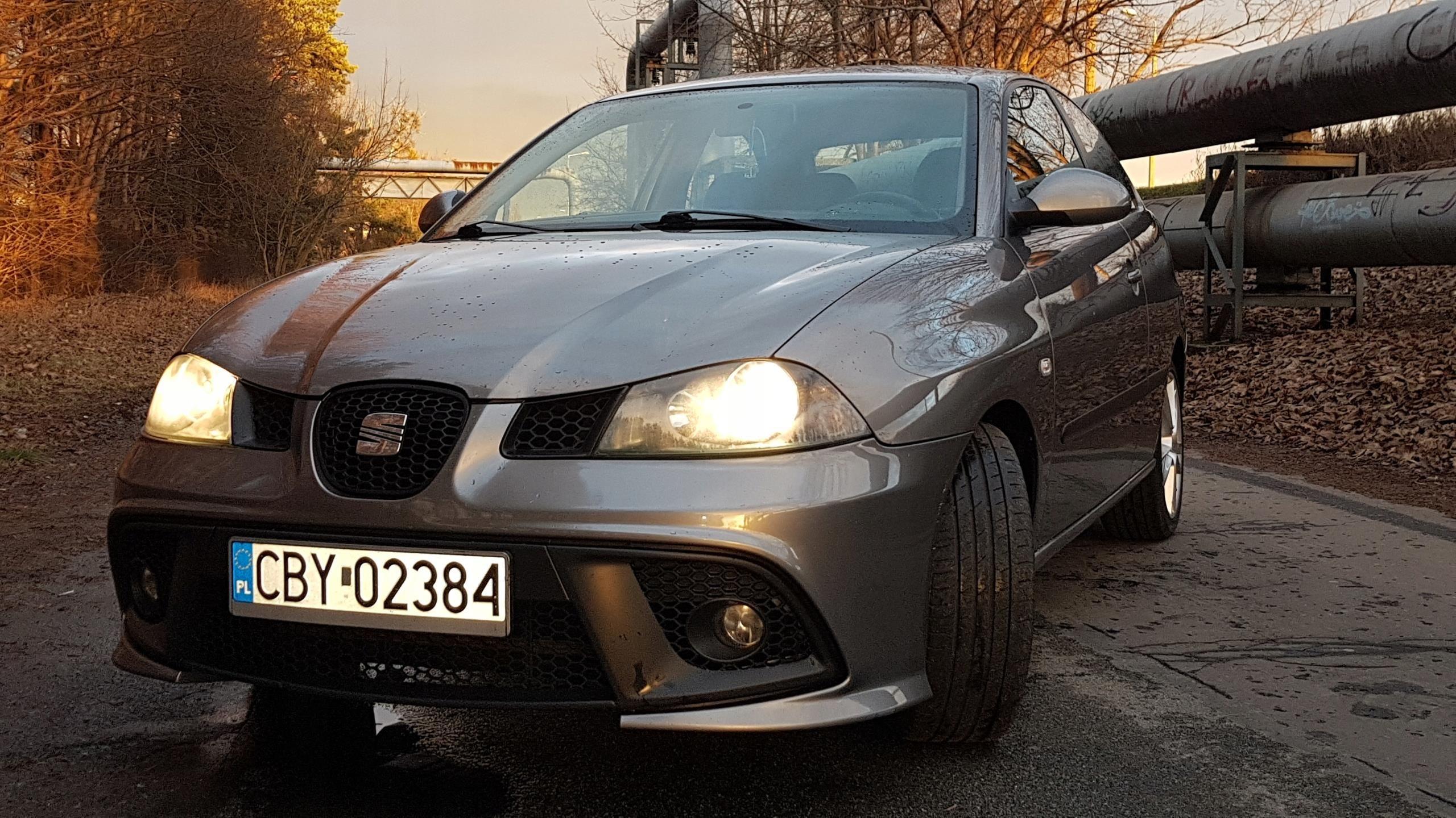 Seat Ibiza 19tdi 131km Sport Opinie I Ceny Na Ceneopl