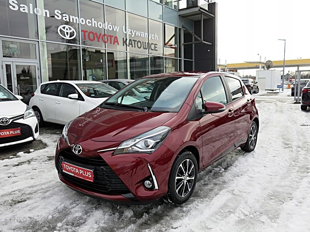 Toyota Yaris 15 Premium City Style Opinie I Ceny Na Ceneopl