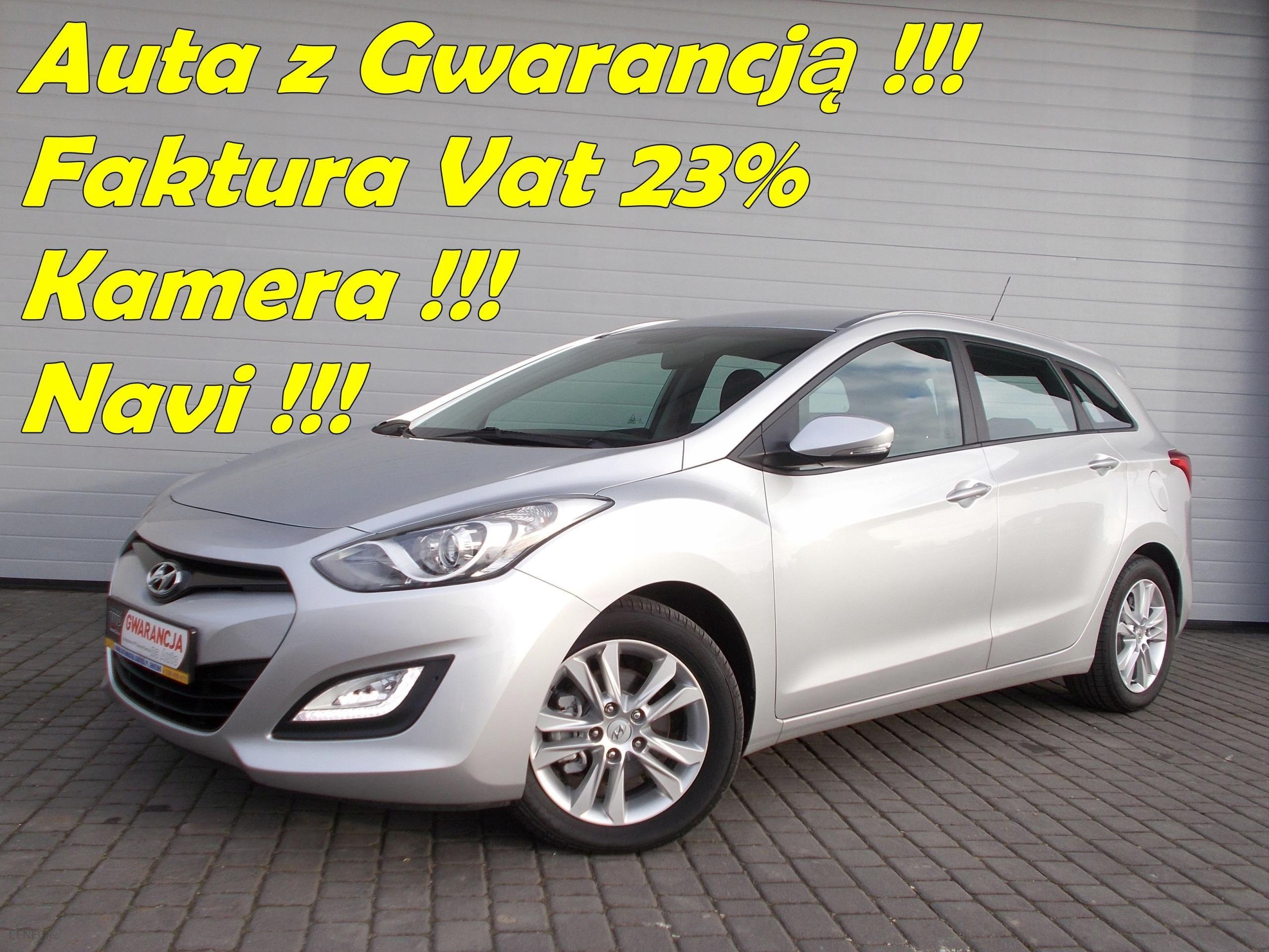 Hyundai I30 Premium 16 Crdi 110km Full Opcja Navi Opinie I Ceny