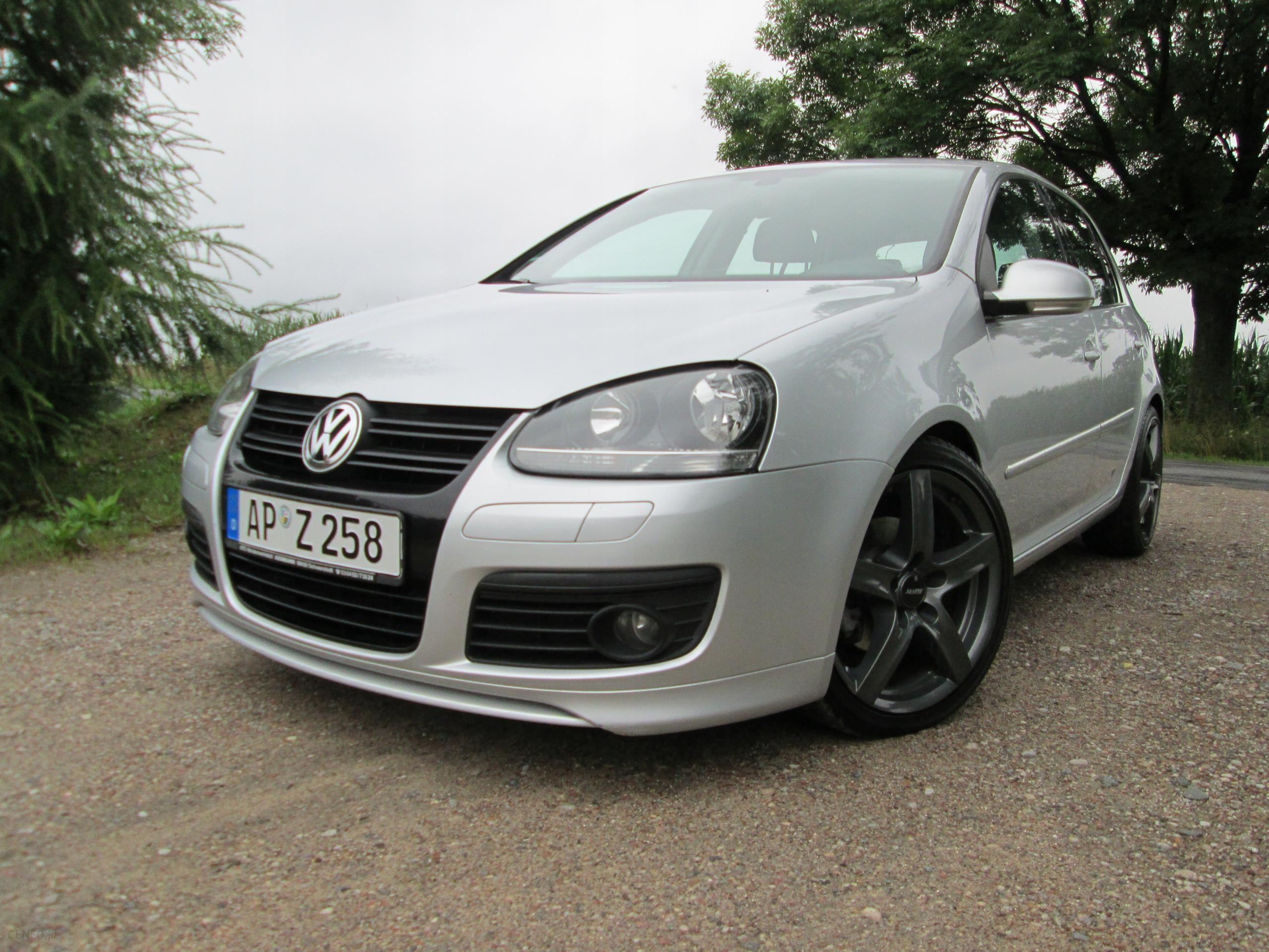 VW GOLF V GT 1 4TSI 140KM 6-Biegów ALU 18 - Opinie i ceny na Ceneo pl