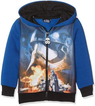 Bluza dla chłopca Star Wars *128 cm Ceny i opinie Ceneo.pl