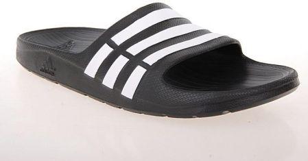 4683fc9a0a0eb Adidas, Klapki dziecięce, Duramo Slide K, rozmiar 31 - Ceny i opinie ...