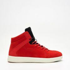 3b538d226927d Cropp - Wysokie sneakersy Internal - Czerwony CROPP.com. Buty sportowe męskie  CroppCropp - Wysokie ...