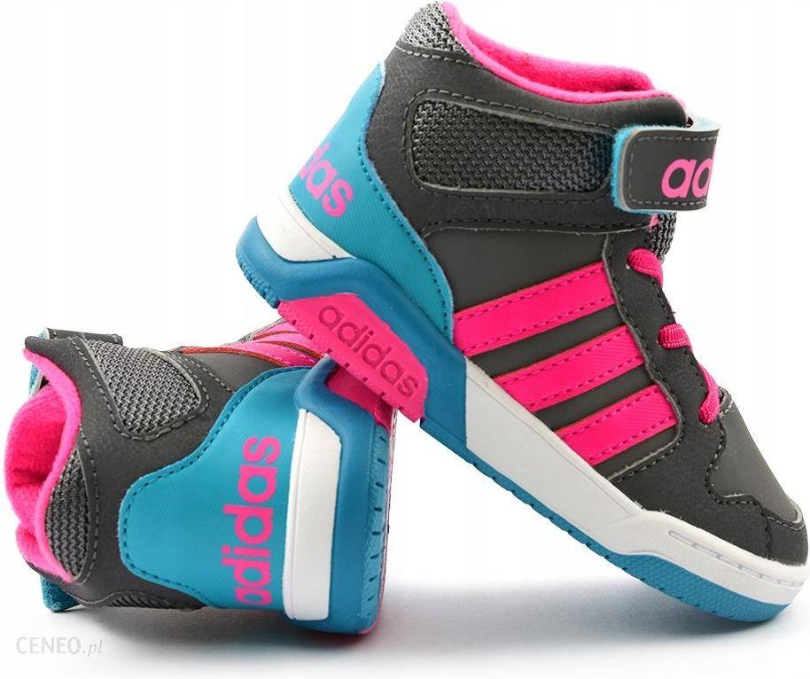 Adidas Bb9tis Buty Dzieciece Za Kostke R 26 5 Ceny I Opinie Ceneo Pl