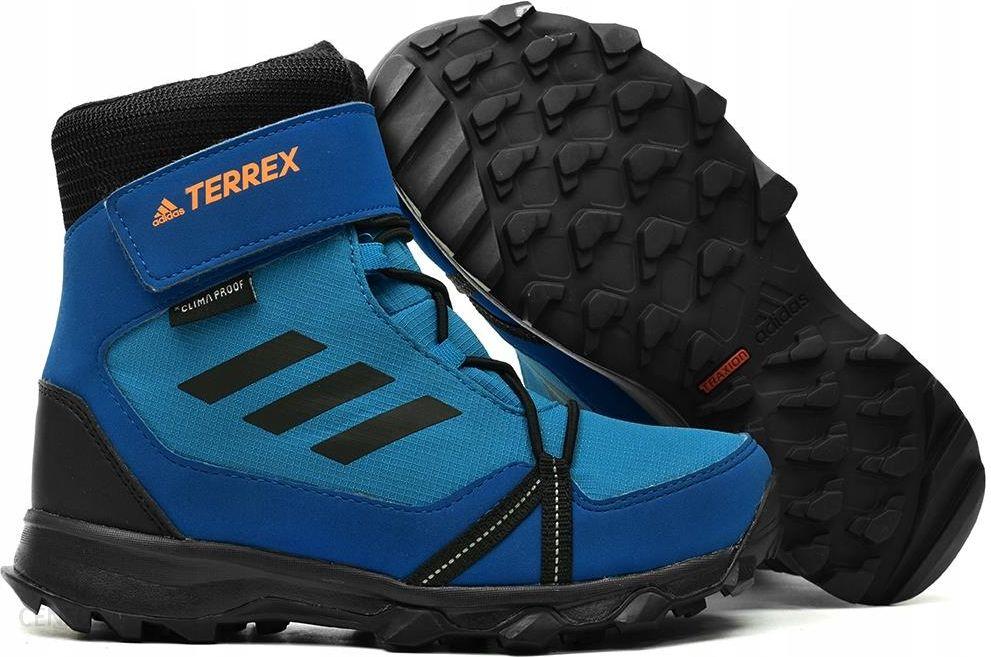 Dzieciece Buty Zimowe Adidas Terrex Ac7966 R 31 5 Ceny I Opinie Ceneo Pl