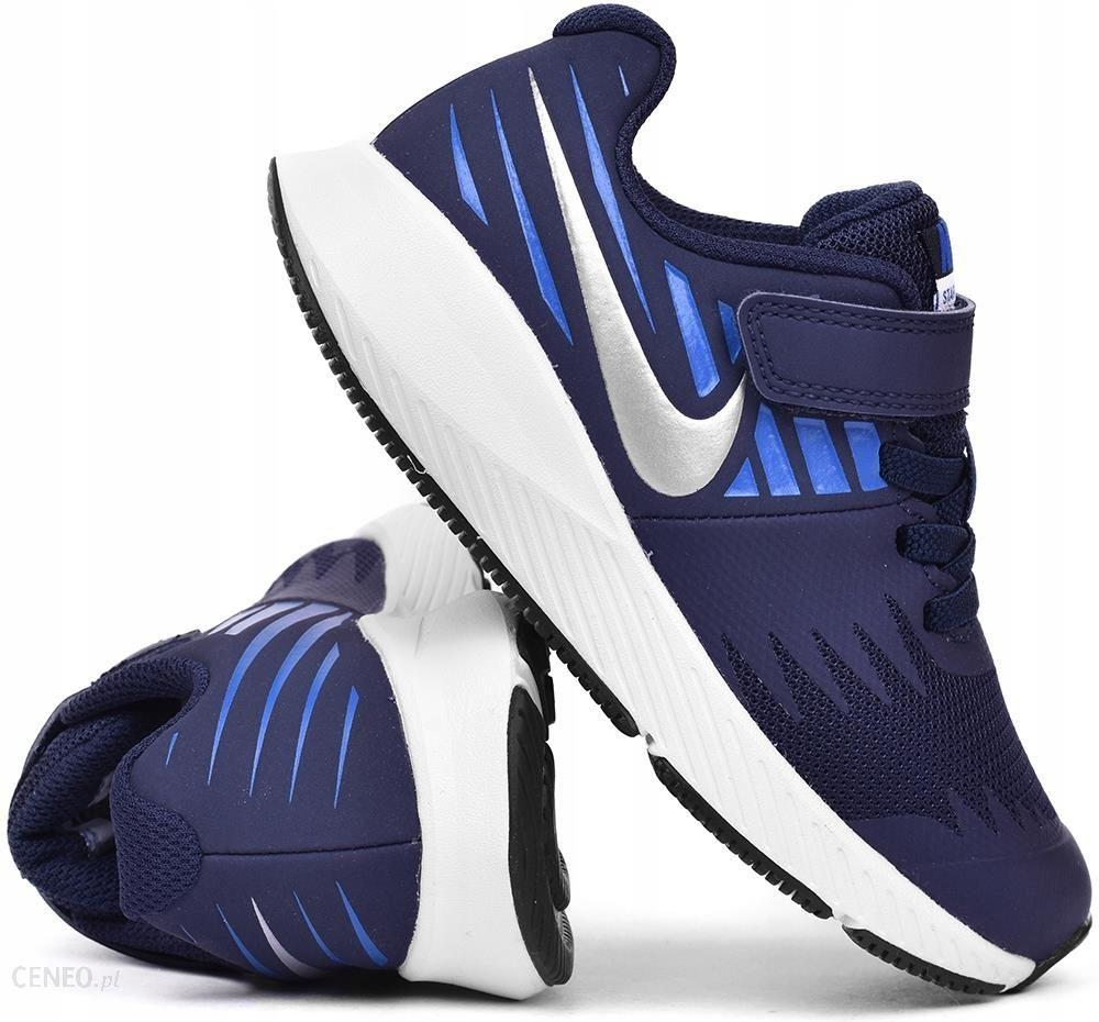 Nike Star Runner 921443 408 Buty Dziecięce Rzepy Ceny i opinie Ceneo.pl