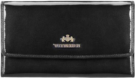 20dc913e3bc47 Calvin Klein EDGE MEDIUM TRIFOLD Portfel black - Ceny i opinie ...