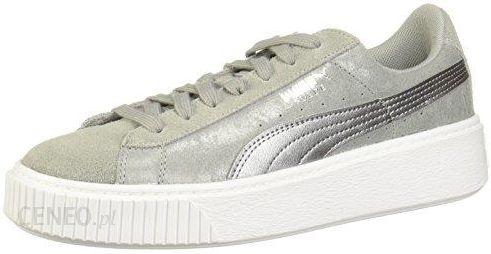 66e1f1bd6bbe Amazon PUMA Suede Platform Metallic Safari Sneaker damski