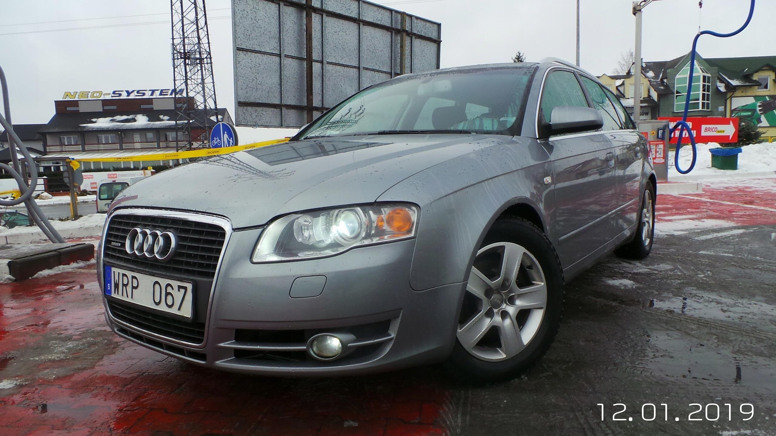 Audi A4 B7 18t 163km Bixenon4x4 Qattrotempomat Opinie I Ceny Na
