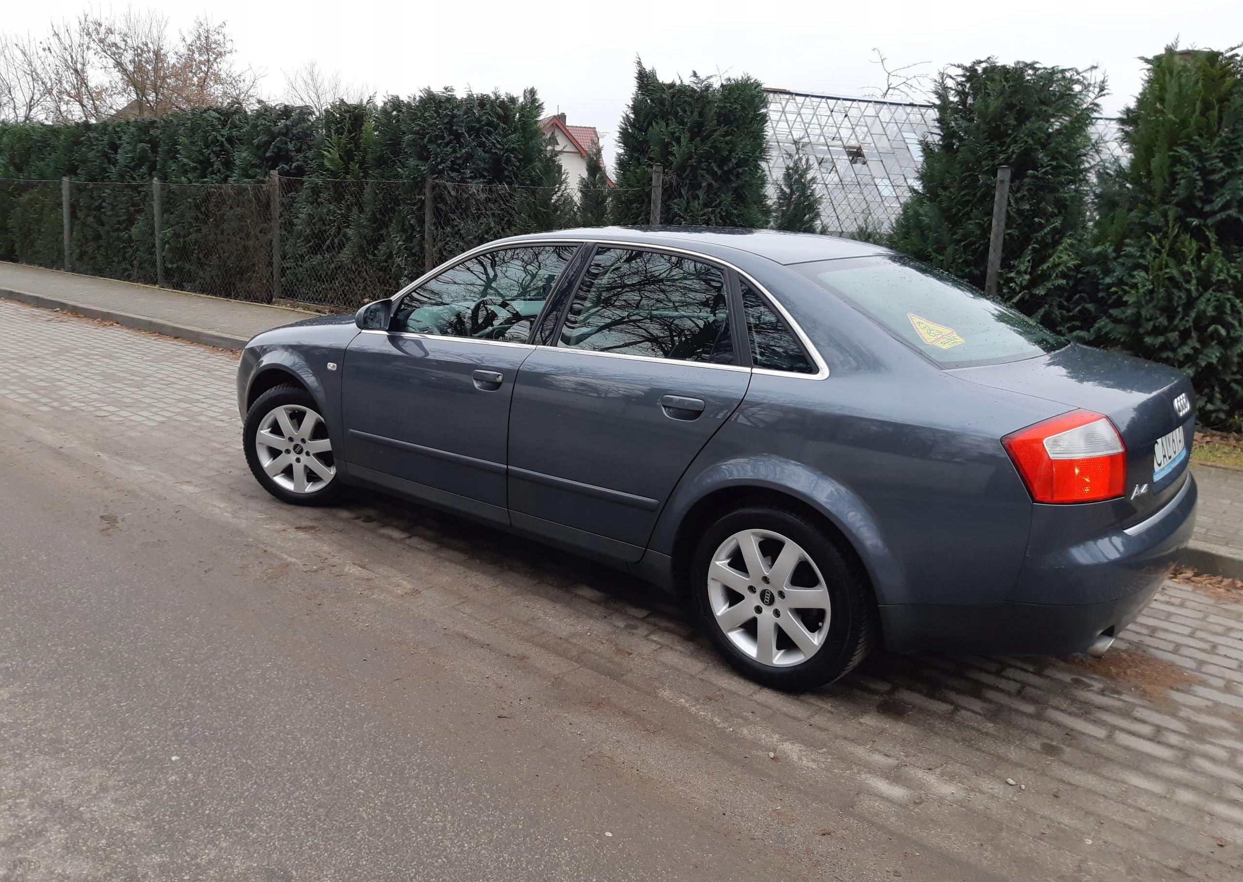 Audi A4 B6 18t Opinie I Ceny Na Ceneopl