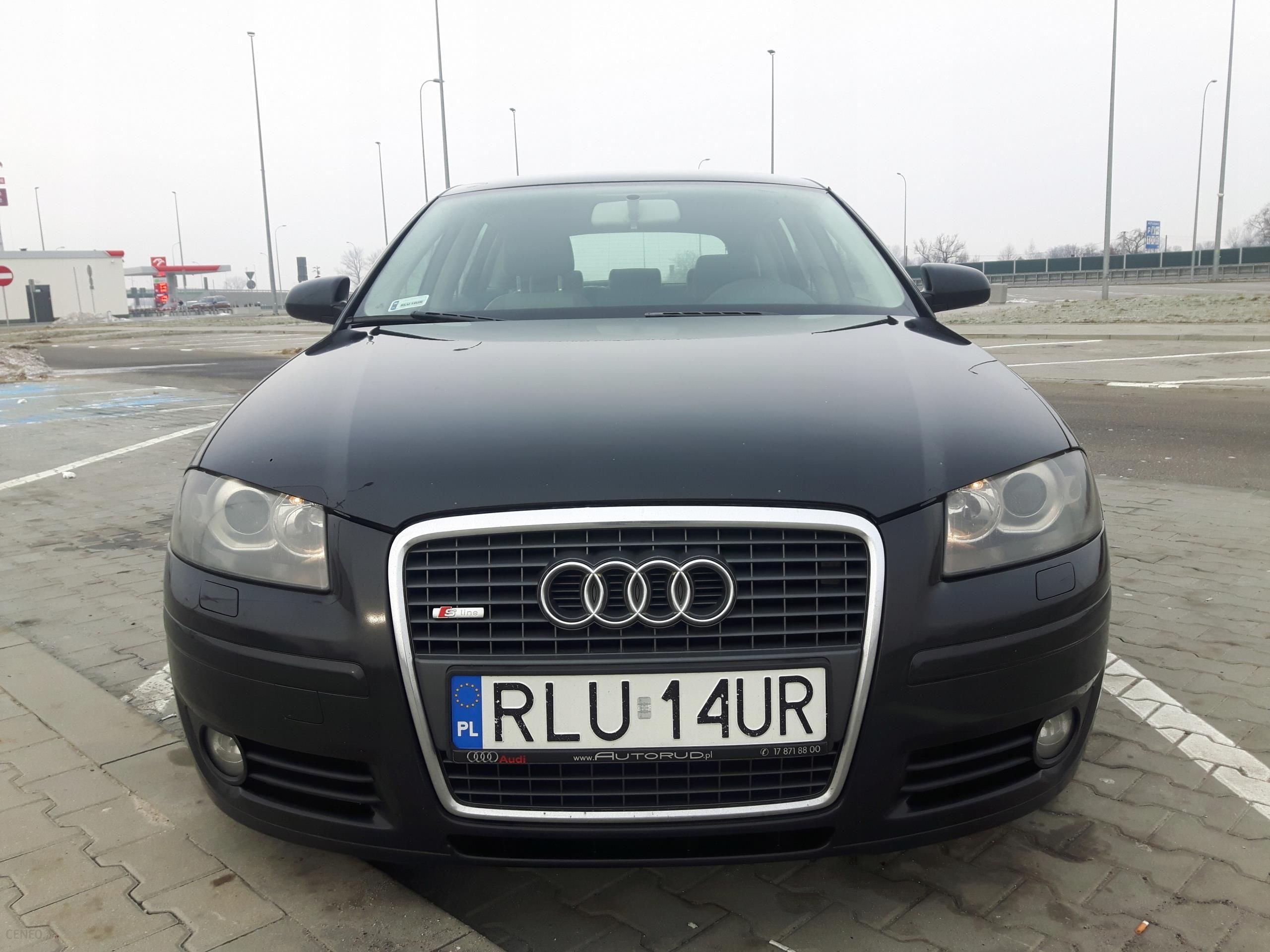 Audi A3 8p Sportback 20tdi Bkd Opinie I Ceny Na Ceneopl