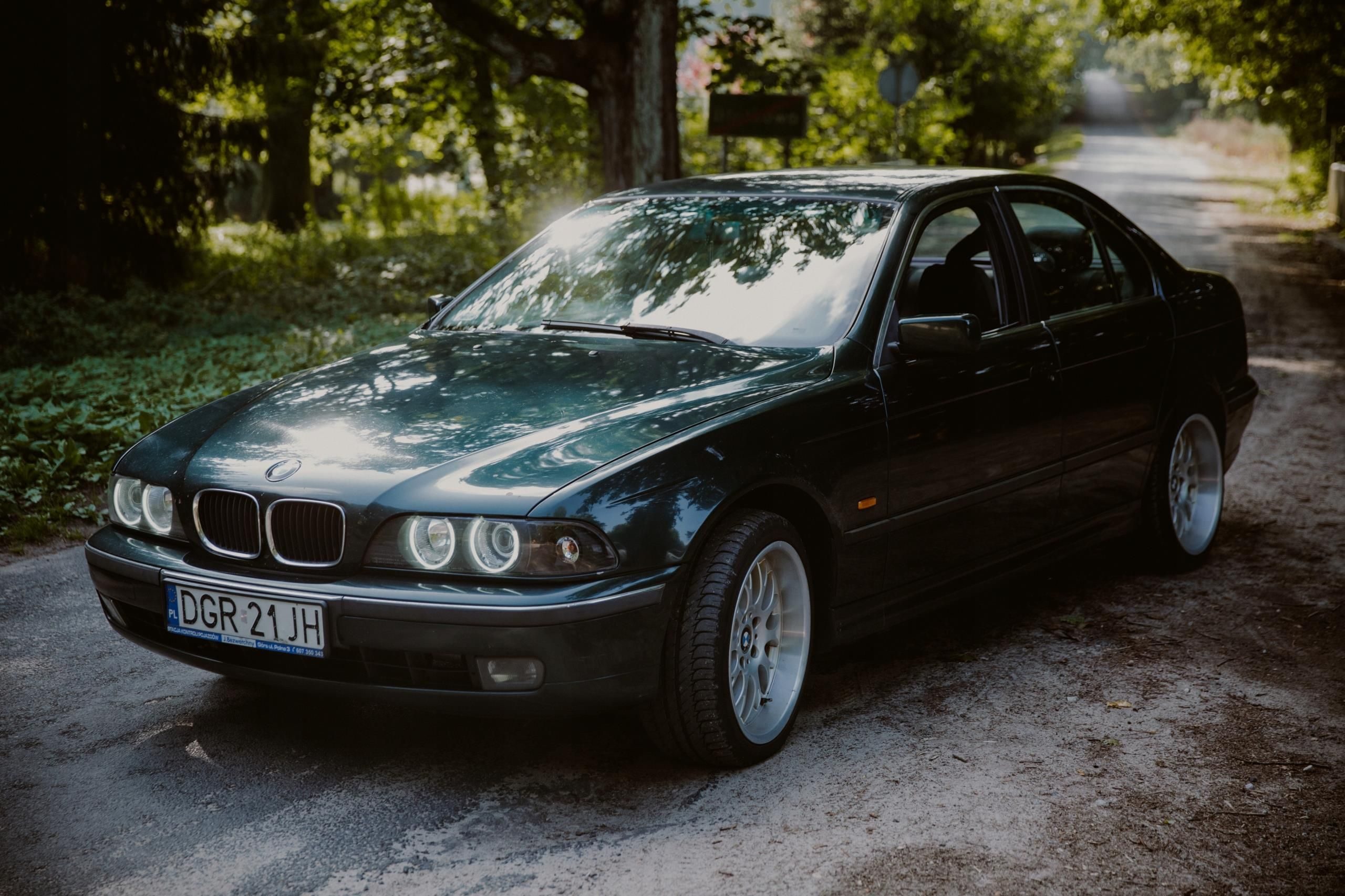 Dodatkowe BMW e39 523i - Opinie i ceny na Ceneo.pl EJ31