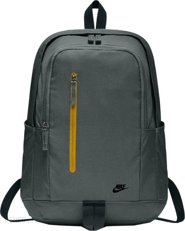 083d6be4ad401 Plecak Nike All Access Soleday Ba5532 344 Szary - Ceny i opinie ...